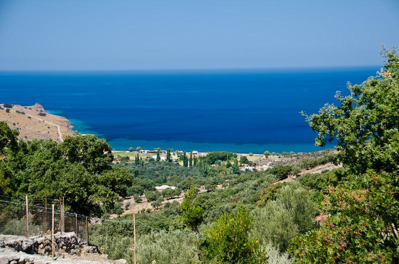 Araxos Beach, Skoutaros, Lesvos