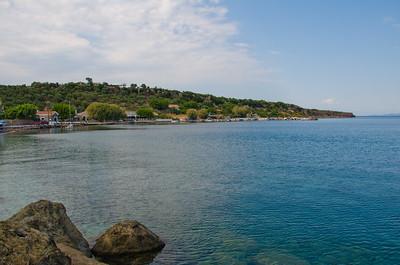 Skala Mystegnon, Lesvos, Greece