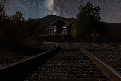 East Salamanca Milky Way