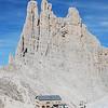Dolomites Hut trek(North Italy)