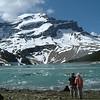 Lake Merlin drains undergraund (Banff National Park)