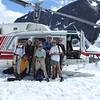 Adamants  Heli-hiking(Canada)