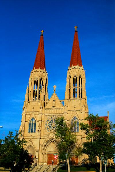 Cathedral, Helena, Montana