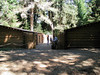 Reconstructed Fort Clatsop, on the Oregon side, was their winter headquarters.