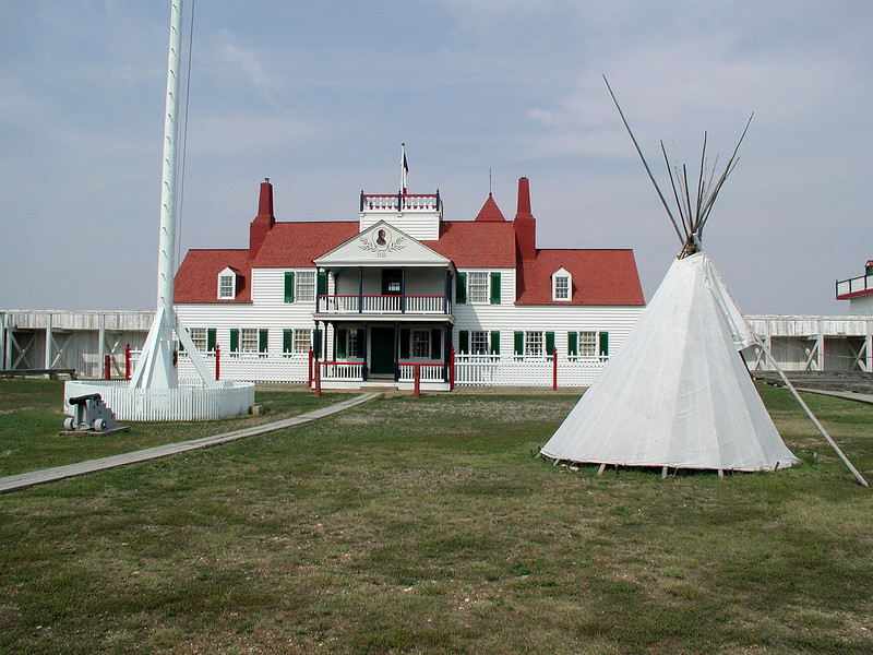 Fort Union Trading Post - Not strictly L&C related.  Fort Union was built by William Clark after the Expedition when he was appointed by Jefferson to be the first commissioner of Indian Affairs.