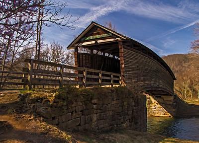 Humpback Bridge, Covington VA