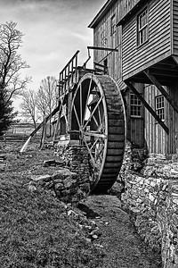 Wade's Mill Waterwheel