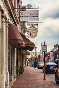 Downtown Lexington, VA