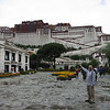 Potala palace, home of the Dalai Lamas