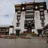 Main entry to the White Palace (Podrang Karpo) at Potala.