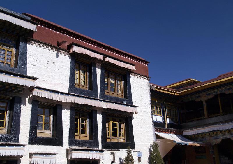 inside Dazhao temple