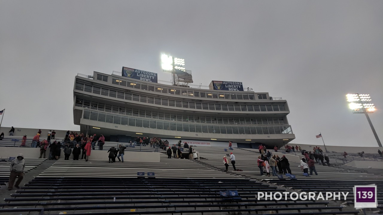 Liberty Bowl Road Trip
