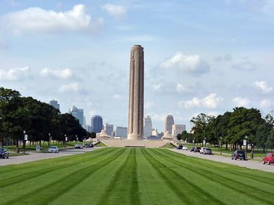 Liberty Memorial Tower - Kansas City - 14-15 July '15