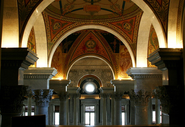 Washington D.C. - Library of Congress