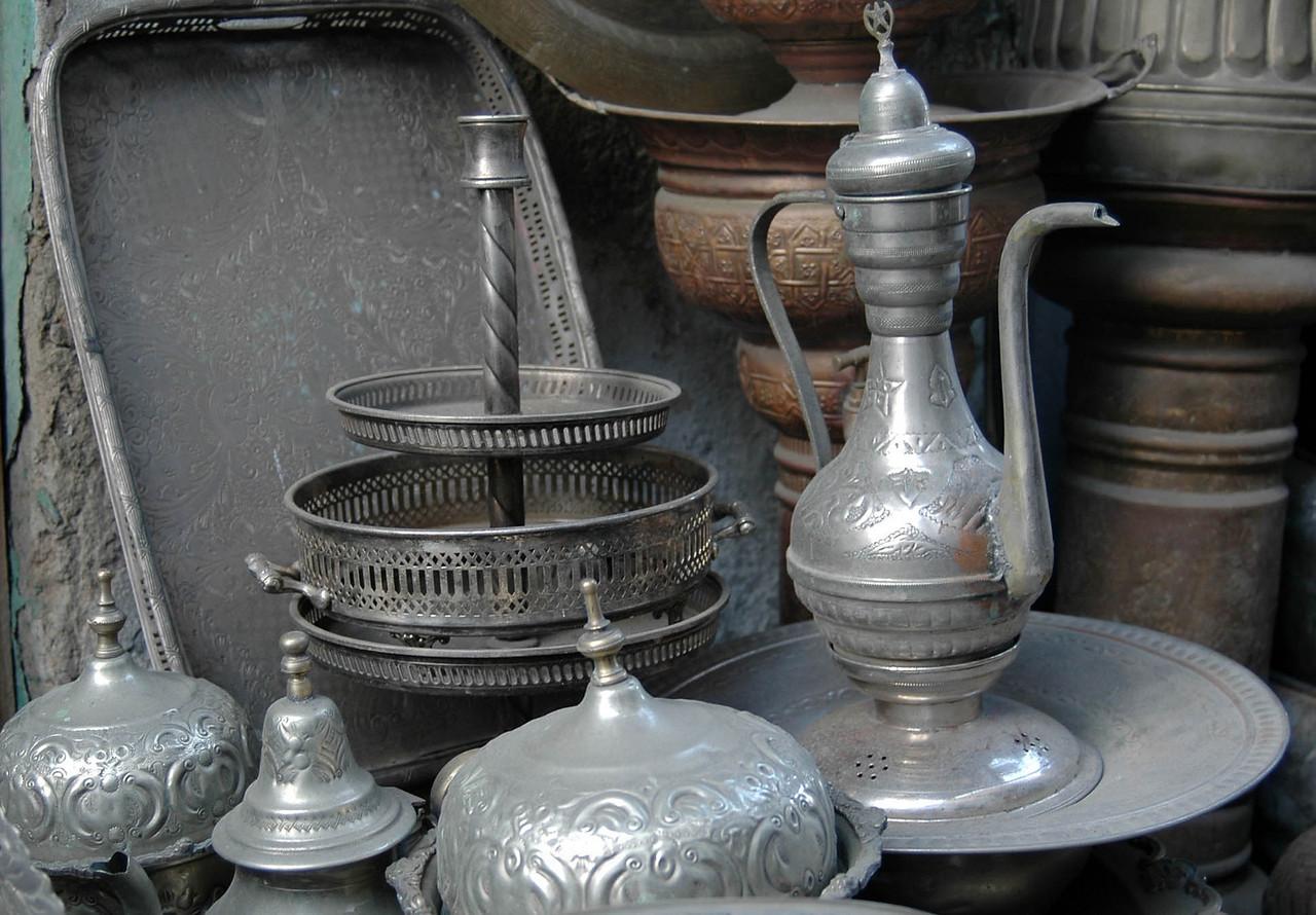 Tripoli: Medina, metal workers' district