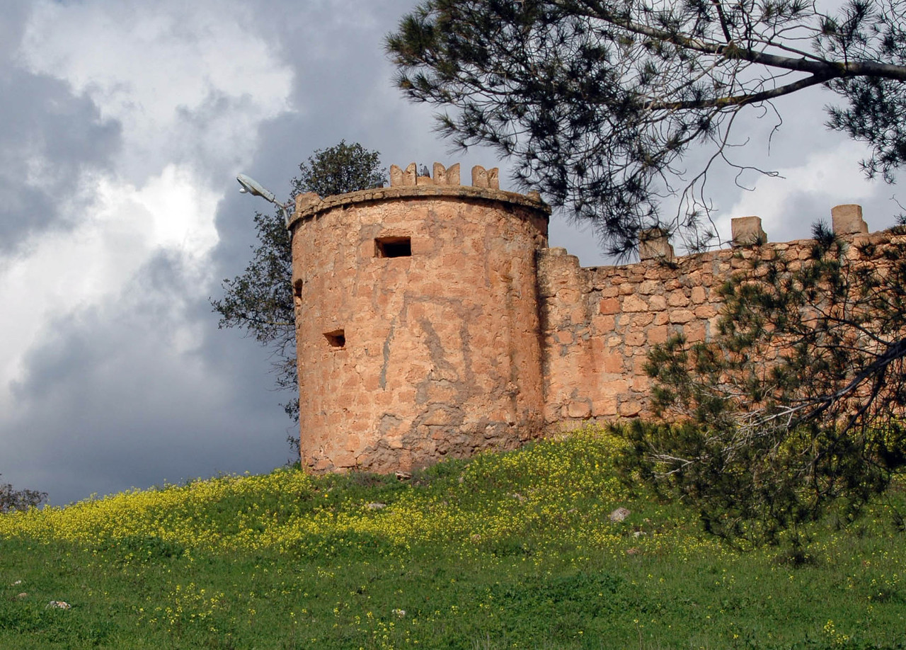 Qasr Libya, Cyrenaica: Ottoman fort, late 19th century