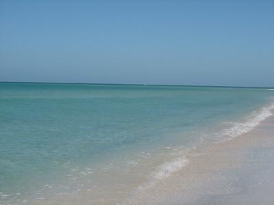 Lido Beach, Sarasota Florida, March 2007