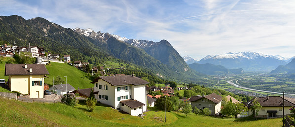 Fürstentum Liechtenstein - Triesenberg