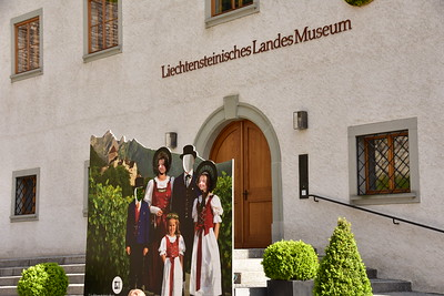 Fürstentum Liechtenstein - Vaduz