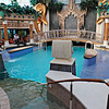 Pool deck and Spa