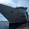 Our ship, Serenade of the Seas