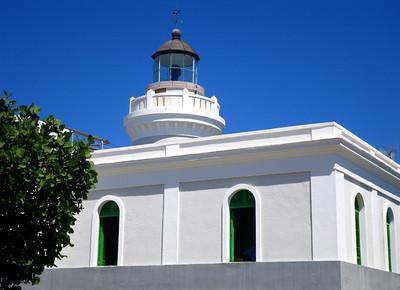 Las Cabezas Lighthouse & Grounds Tour and Luquillo Beach, Fajardo PR February 18, 2010