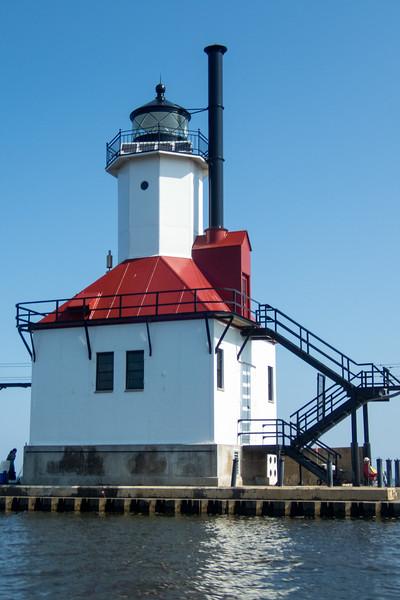 St Joe Lighthouse, St. Joseph Michigan