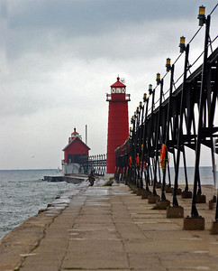 Grand Haven Lighthouse Grand Haven, MI