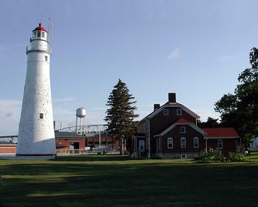 Fort Gratiot Lighthouse Fort Gratiot, Michigan Lake Huron
