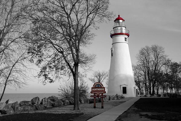 Marblehead Lighthouse Marblehead, Ohio Lake Erie