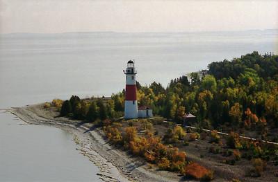 Middle Island Lighthouse Alpena, MI
