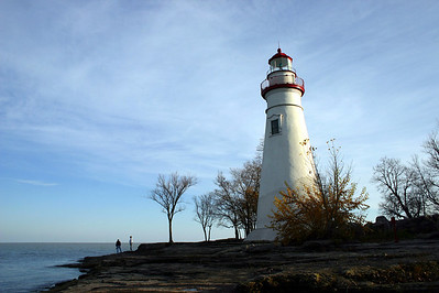 Marblehead Lighthouse Marblehead, OH