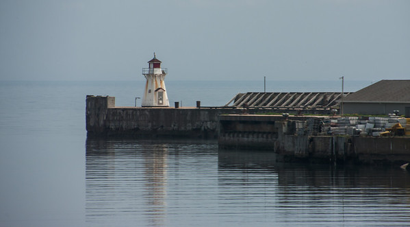 Port Borden Pier Light