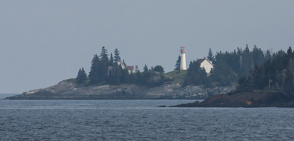 Mosher Island Lighthouse