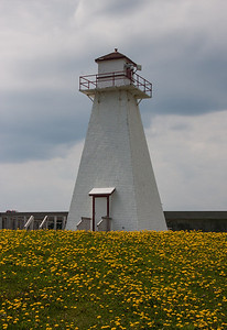 Port Borden Back Range Light
