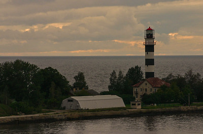 Daugavgriva Lighthouse