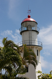 Diamond Head Lighthouse - Oahu