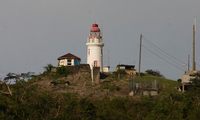 Vigie Lighthouse, Castries, St Lucia