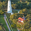 """Okracoke Lighthouse""  The island of Ocracoke is a part of the Outer Banks of North Carolina. It is one of the most remote islands in the Outer Banks, as it can only be reached by one of three public ferries (two of which are toll ferries), private boat, or private plane. Other than the village of Ocracoke and a few other areas (a ferry terminal, a pony pen, a small runway), the entire island is part of the Cape Hatteras National Seashore"