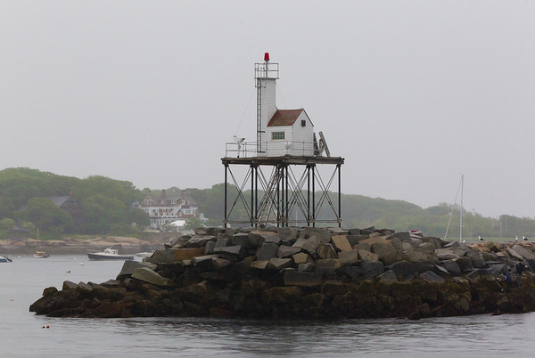 Dogbar Breakwater Light, Gloucester, MA
