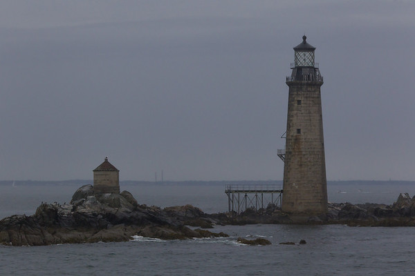 Graves Lighthouse, Boston Harbor, MA