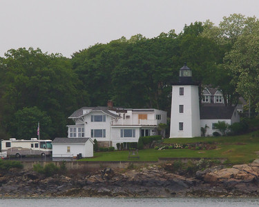 Hospital Point Lighthouse, MA