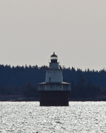 Lubec Channel Lighthouse, ME
