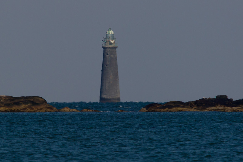 Photographed from Scituate