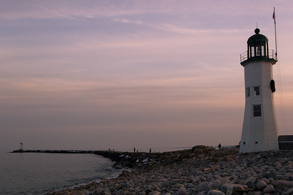 Scituate Lighthouse, Scituate, MA