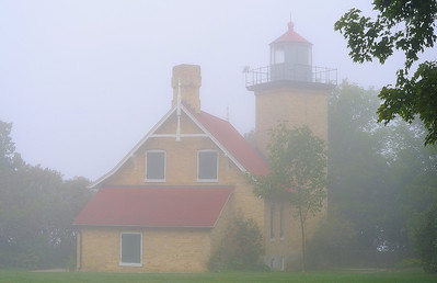 Eagle Bluff Lighthouse Wisconsin