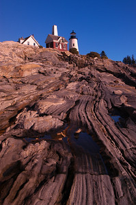 Pemequid Lighthouse  Maine