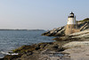 CASTLE HILL LIGHT - NEWPORT, RI