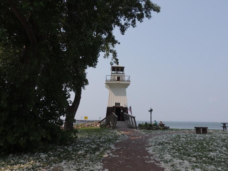 Oak Orchard Harbor Lighthouse
