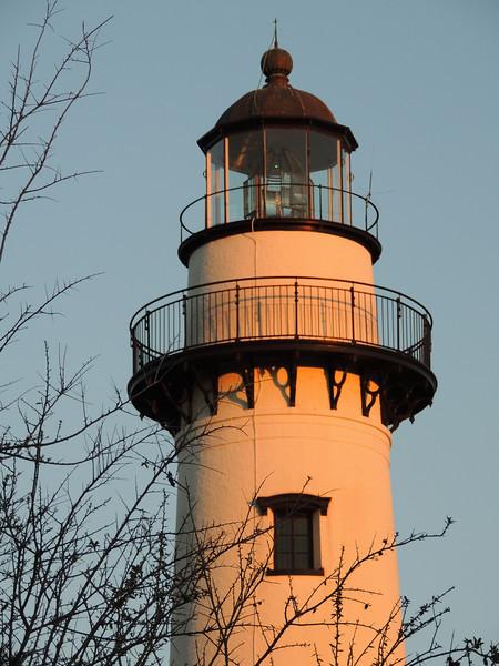 St. Simons Island Light Station, built in 1872